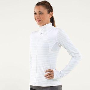 Lululemon Forme workout Jacket sz 8